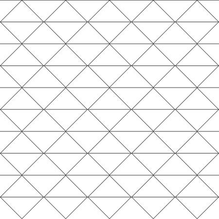 Patrones sin fisuras de varias líneas y zigzags Foto de archivo - 97630344
