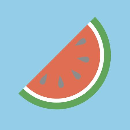Watermelon icon Imagens