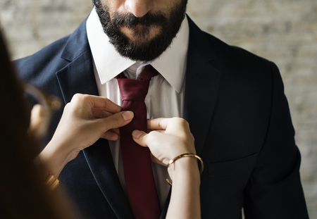 Nobles Mann-Dressing