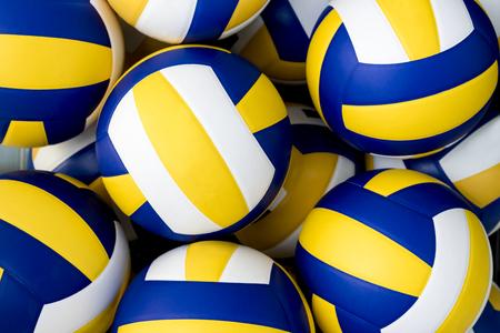 Volleyballs 写真素材