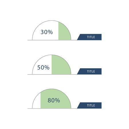 Elements of infographic Stock fotó - 98005745