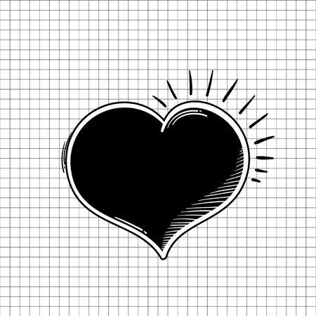 Illustration of a heart