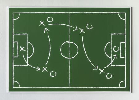 Basket ball strategy sketch icon Stok Fotoğraf - 100773851