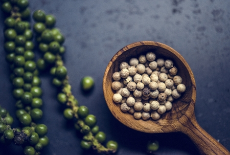 Peppercorns cooking seasoning spices