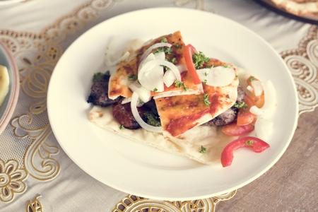Delicious food for a Ramadan feast Stock fotó - 104737267