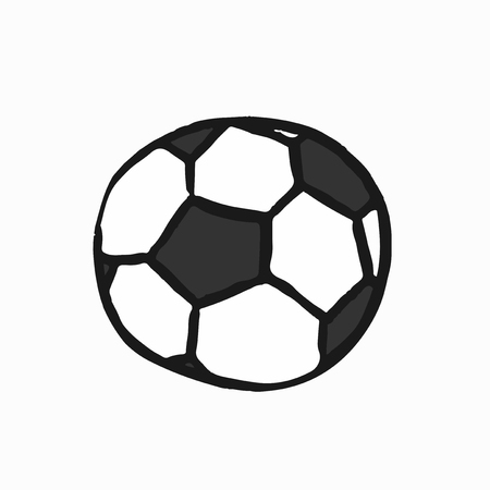 English football league game illustration Banque d'images - 105391778