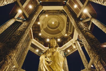 The Goddess of Mercy Temple Malaysia Archivio Fotografico - 109570071