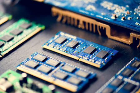 Computer mother boards