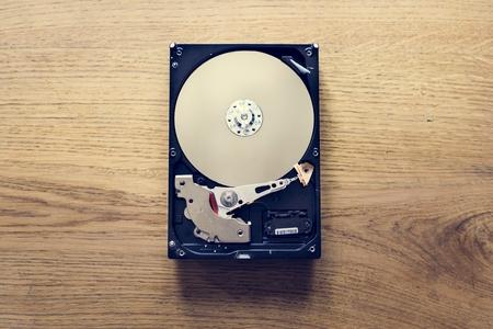 Copia de seguridad de los datos de archivo de la unidad de disco duro