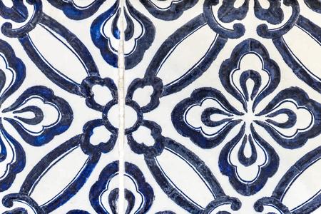 Illustration of floor tiles pattern 写真素材