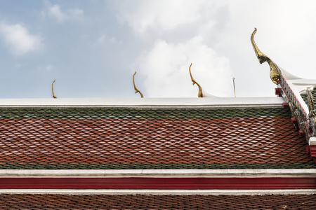 View of a buddhist temple 版權商用圖片