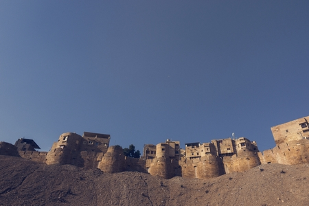 Jaisalmer Fort, Rajasthan, India 版權商用圖片