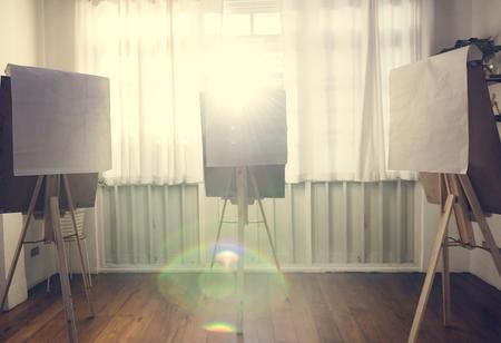 Drawing room 写真素材