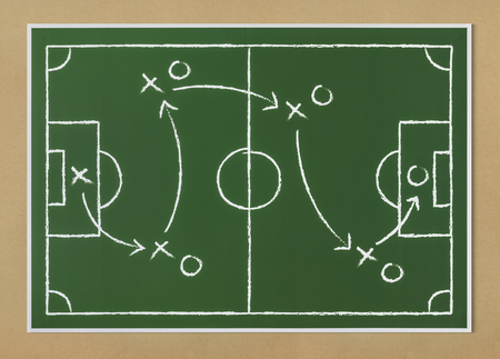 Basket ball strategy sketch icon