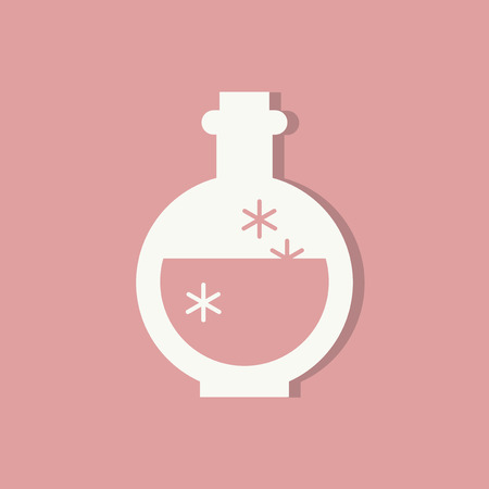 Love potion Valentines day icon