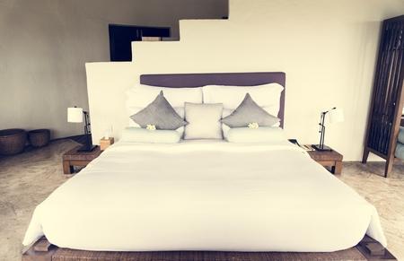 Hotelzimmer in einem Luxusresort