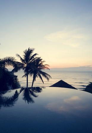 Luxusresort mit Poolvilla