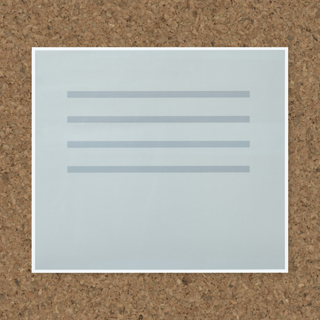 Document paper icon isolated