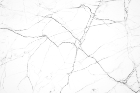 White marble with gray texture background Banco de Imagens