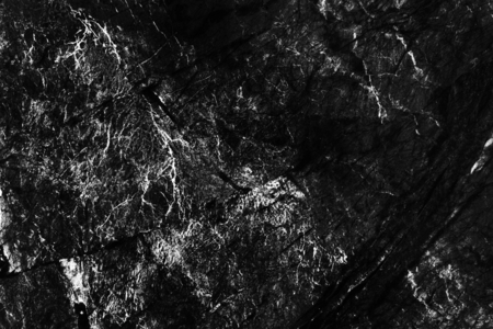 Close up of black paint on a wall background Banco de Imagens