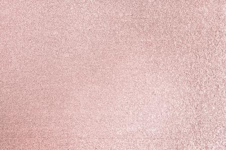 Primo piano di sfondo con texture glitter rosa fard Archivio Fotografico