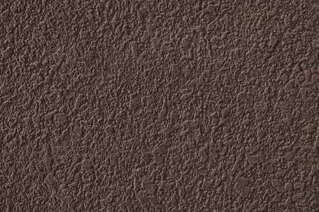 Rough brown cement plastered wall texture 写真素材