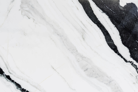Close up of a black and white marble textured wall Illustration