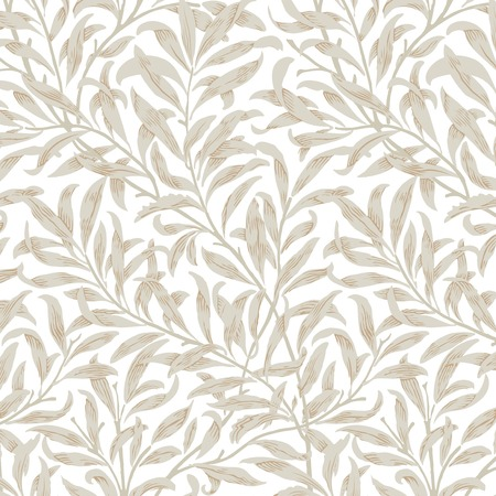Willow Bough by William Morris (1834-1896). Original from the MET Museum. Digitally enhanced by rawpixel.