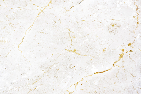 Close up of a white marble textured wall Banco de Imagens - 126250877