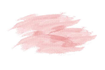 Vecteur de fond aquarelle pêche pastel