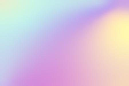 Disegno di sfondo sfumato olografico colorato Vettoriali