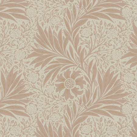 Marigold by William Morris (1834-1896). Original from The MET Museum. Digitally enhanced by rawpixel. Иллюстрация