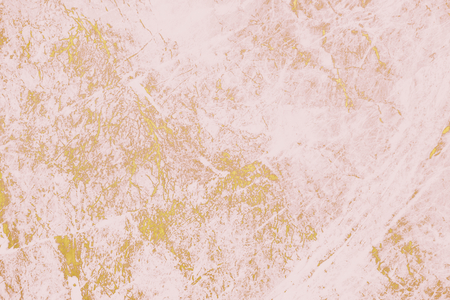 Close up of pink paint on a wall background Imagens