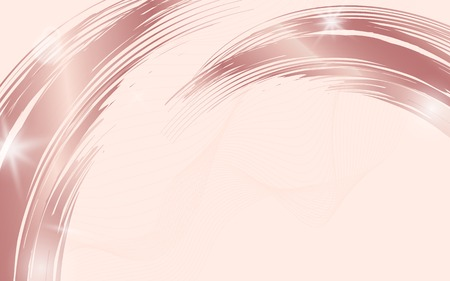 Pink wave abstract background vector 向量圖像