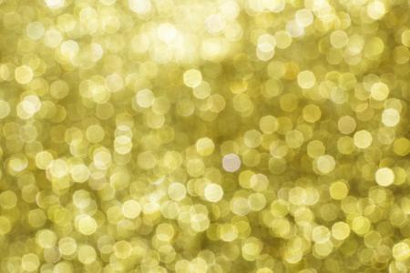 Shiny golden glitter festive background
