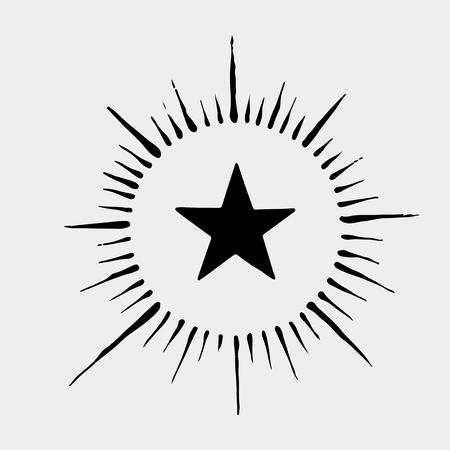 Star of Bethlehem vector