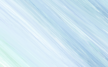 Blue abstract acrylic brush stroke textured background vector