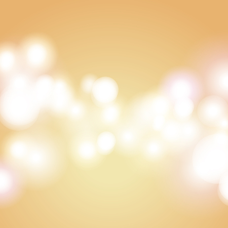Blurred glowing background effect vector