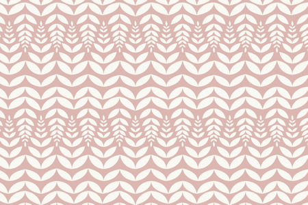 Pink floral patterned background vector  イラスト・ベクター素材