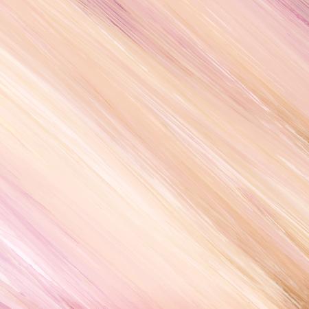 Peach abstract acrylic brush stroke textured background vector Foto de archivo - 125239619
