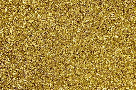 Cerca de fondo de textura de brillo dorado Foto de archivo