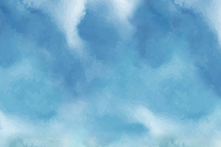 Blue water painting textured backdrop