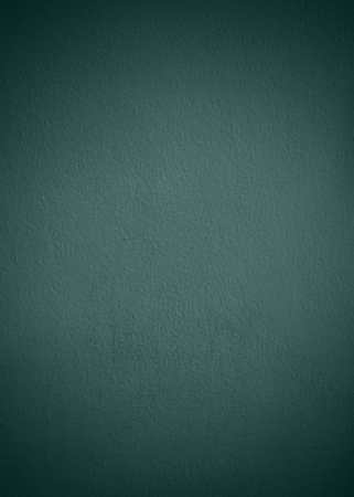 Green painted wall textured backdrop Stock Photo