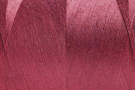 Rolled wool yarn fabric background
