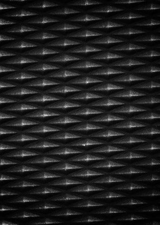 Geomatric patterned fabric textured background