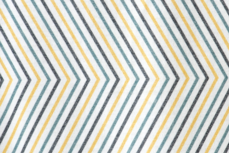 Colorful stripe textured fabric background Stock Photo