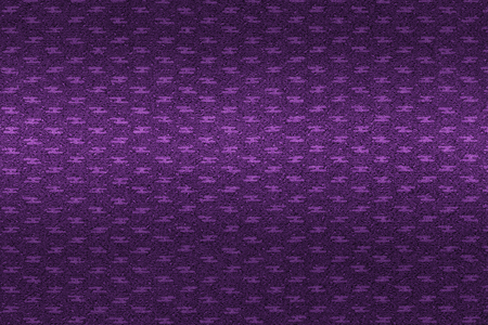 Purple patterned fabric textured background