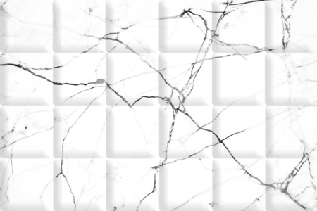 White marble with black texture background Banco de Imagens
