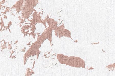 Pastel color on a wall backdrop Standard-Bild - 117591050