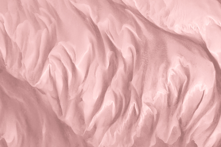 Pink silk fabric textured background